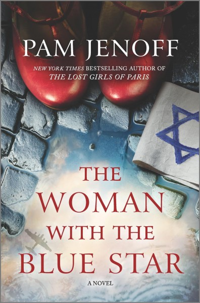 The Woman with the Blue Star by Pam Jenoff